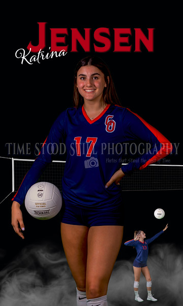 GOHS Girls Volleyball 2019