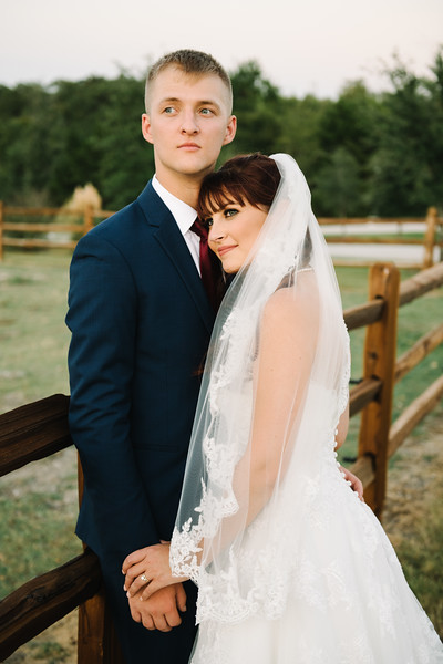 Samantha and Justin's Wedding at the Springs in Anna, Texas