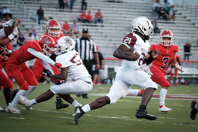 Canal Winchester vs Westerville South 9/25/20