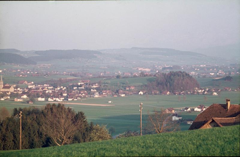 Dorf vom Wellberg