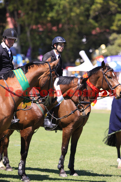 2012 09 29 Perth Royal Show ShowJumping Countryman Cup