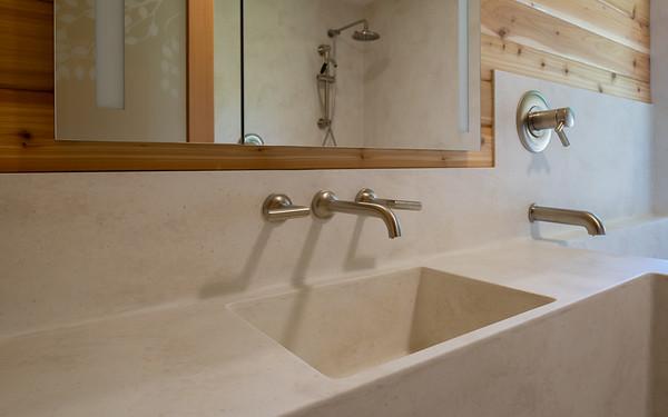 Davis Master Bathroom