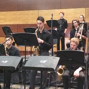 2016 Upper School Instrumental at Reno Jazz Festival