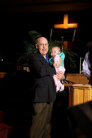 Samuel Rupp Baptism