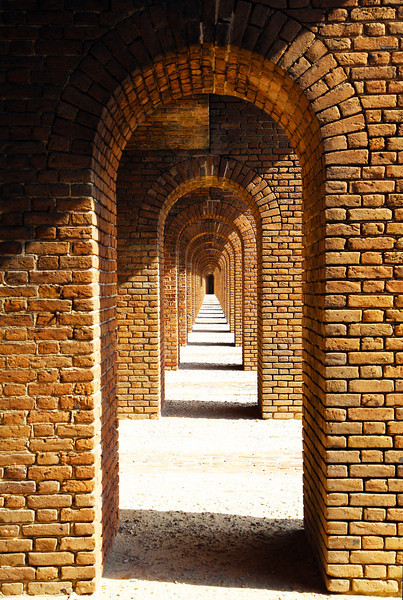 Gallery passageway