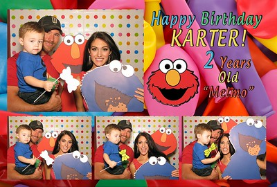 Karter's 2nd Birthday Party