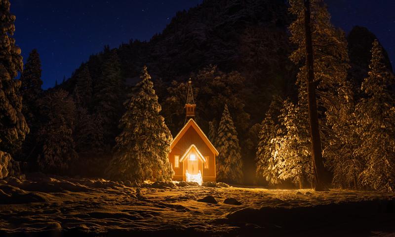 Yosemite & the Sierra