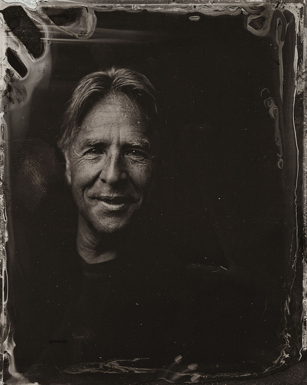 . Don Jonson poses for a tintype (wet collodion) portrait at The Collective and Gibson Lounge Powered by CEG, during the 2014 Sundance Film Festival in Park City, Utah. (Photo by Victoria Will/Invision/AP)