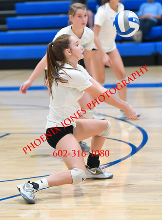 9-23-17 - Horizon Honors vs. Scottsdale Preparatory Academy (Desert Classic Final) Volleyball