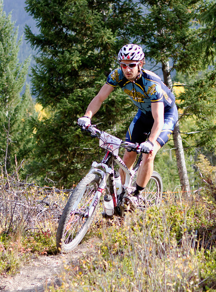 Mountain Biking - Kootenay Krusher - Nipika, September 2011