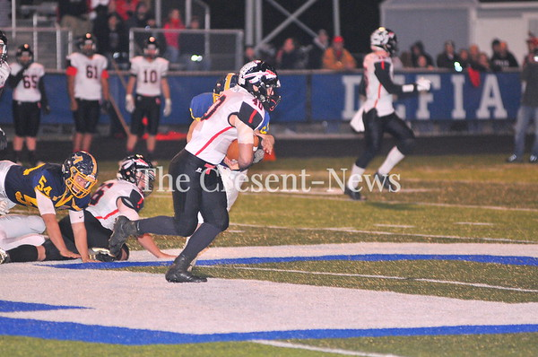 11-03-17 Sports Archbold vs Indian Lake FB