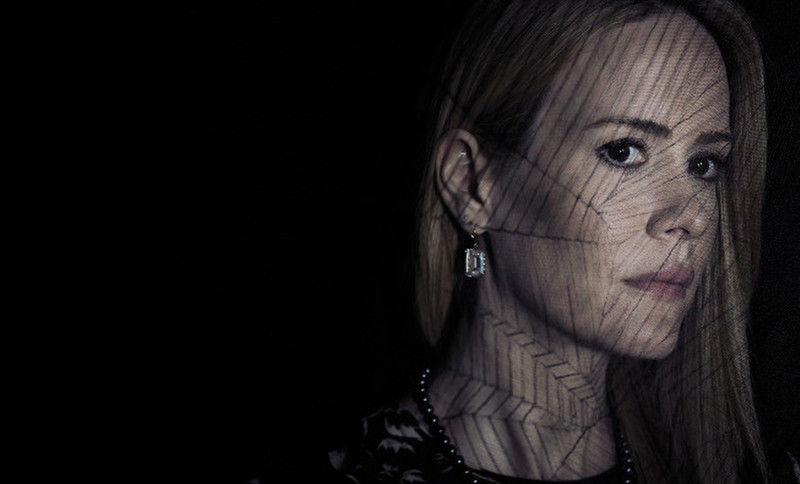 . Sarah Paulson as Cordelia in American Horror Story: Coven. (Photo by Frank Ockenfels/FX)