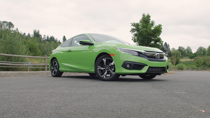 2016 Honda Civic 1.5T Touring Edition
