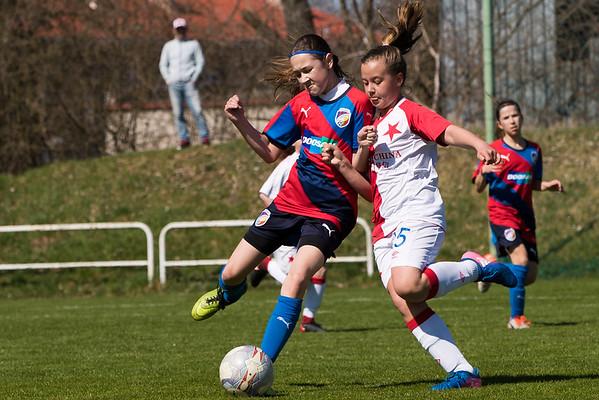 Plzeň - Slavia U13