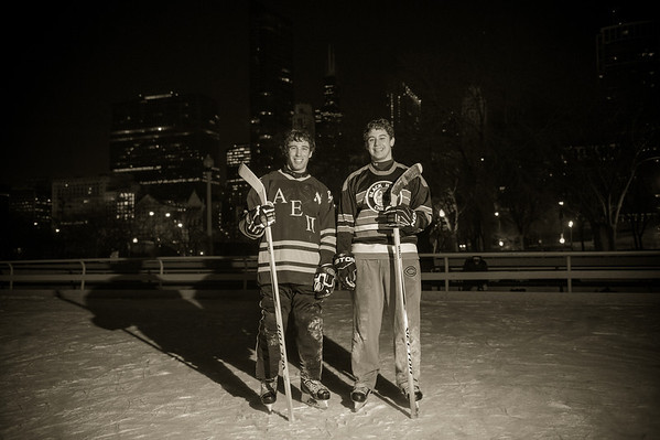 Hockey for Ari