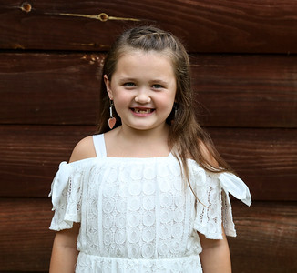 Little Miss Cherokee contestants
