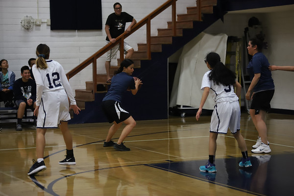 Alumni vs Varsity Sports 4/28/19
