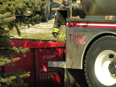 01-31-10 Bakersville FD Home Fire