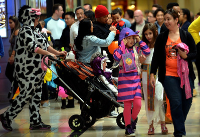 10/29/16 Trick or Treat at Montgomery Mall