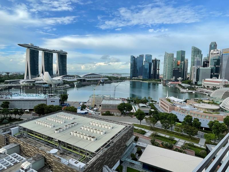 Signature Marina Bay Room View