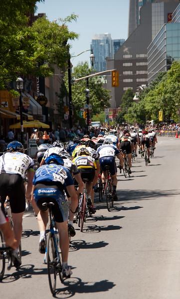 Toronto Criterium Bike Race 2010