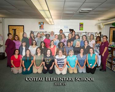 Coteau Elementary/staff