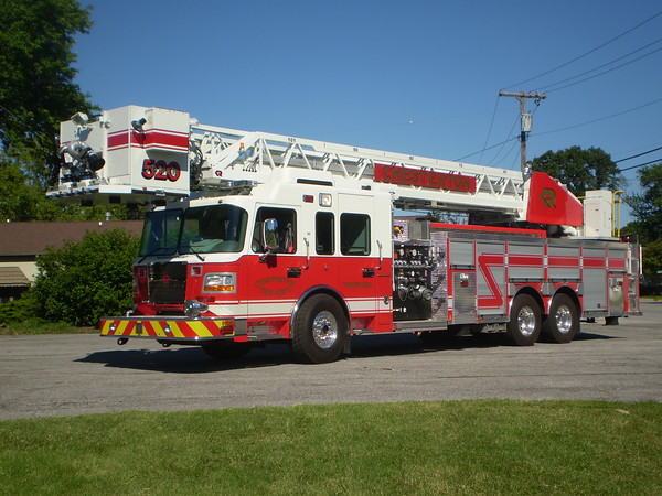 Chesteron Fire Department