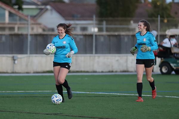 Edison Girls Soccer 2021