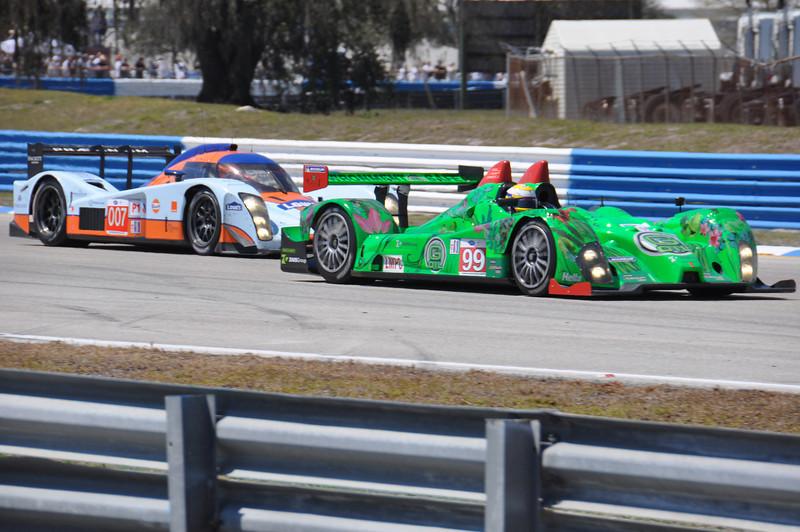Sebring 12 Hour Race 2010