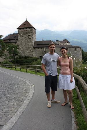 Drive Basel - Stelvio Pass - Salzburg 11 Aug 10