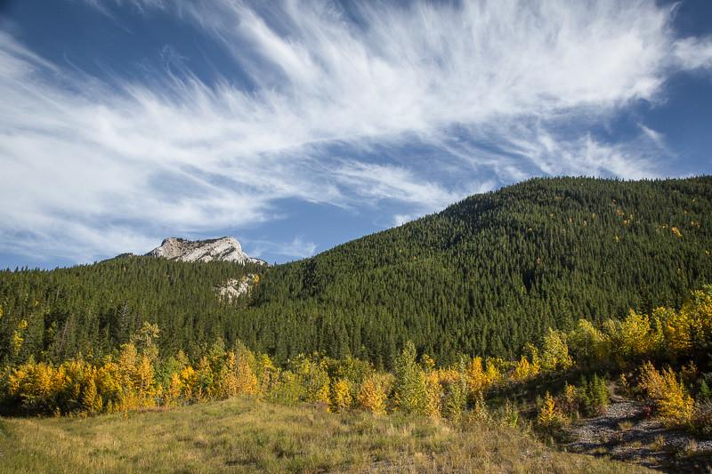 September 14 - Trans-Canadian Highway, near Banff.jpg