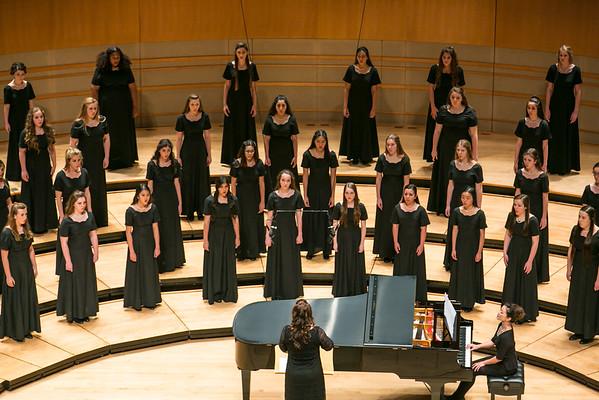 9. Xavier College Preparatory Honor Choir