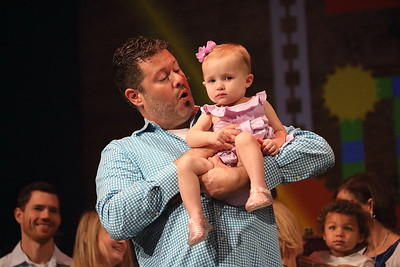 2017-05-14 - 9am Service/Baby Dedication