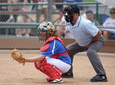Colorado Girls HS Softball Fall 2009