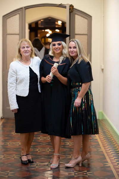 30/10/2019. Waterford Institute of Technology (WIT) Conferring Ceremonies is Amy Maher from Cashel. Picture: Patrick Browne