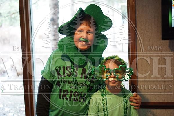 March 16 - Irish Parade