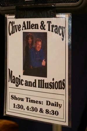 Clive Allen & Tracy, Magic & Illusions