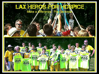 Lacrosse - LaxHeroes for Hospice