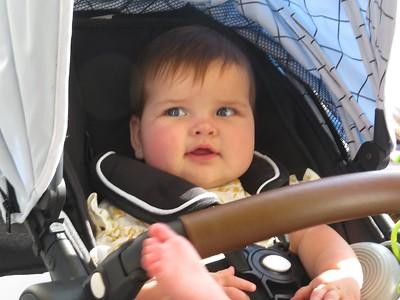 Mikaela is born April 12 2021