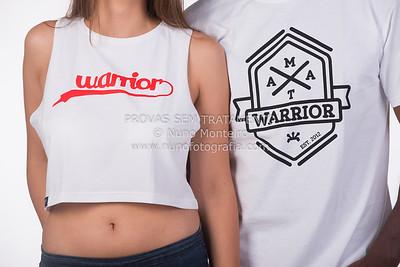 Warrior Estúdio 10 Maio