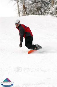 Jan.12th-Sterling Mt.-Snowboarders