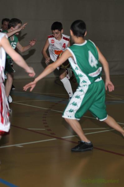 Morges vs Epalinges 31.01.2009