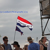 New Orleans Jazz & Heritage Festival 2013 ,<br /> Flags, Dancing, Strolling, listening, enjoying, working. Fun.