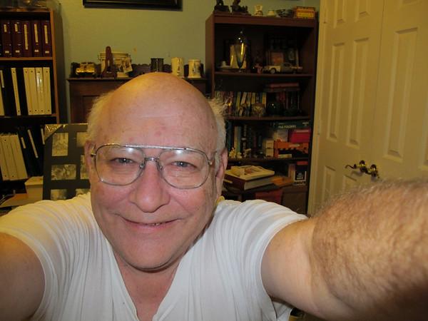 Self-Portrait of William A. Shaffer