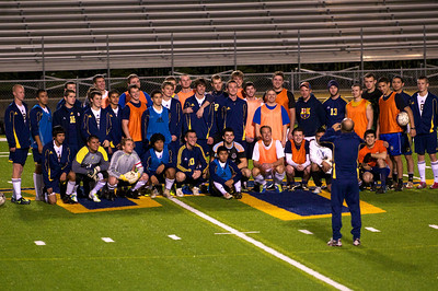 2012 Pine Tree Alumni Game