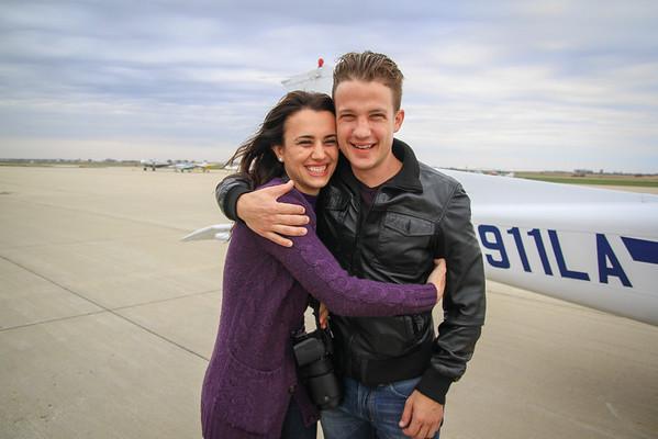 Engaged // Jeremy & Marina