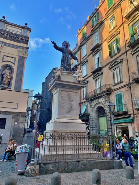 Via San Gregorio Armeno, Naples