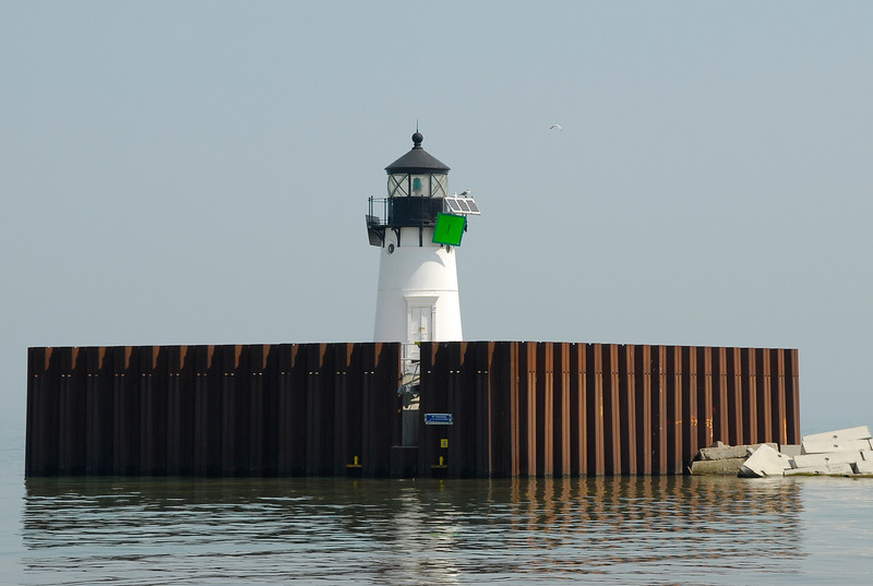 Cleveland East Breakwall Light