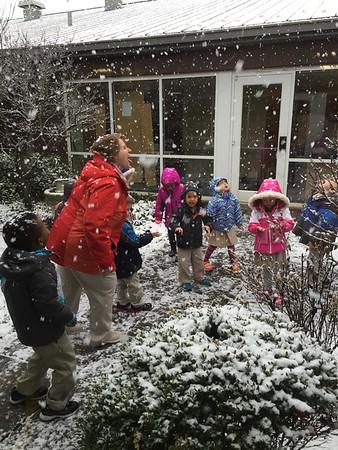 Snow Flakes Kindergarten