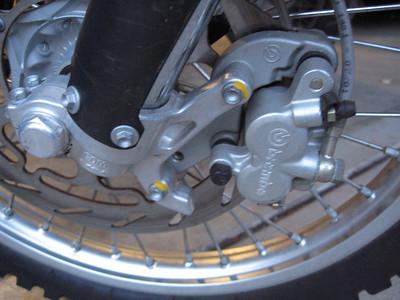 KTM LC4 Brake calliper